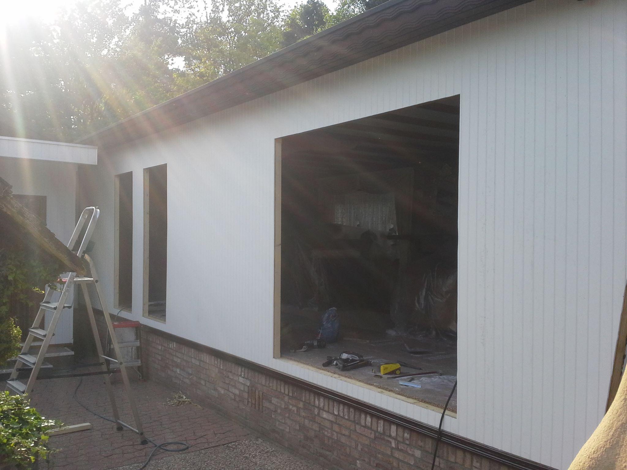 Nieuwe opbouw Chaletonderhoud 2